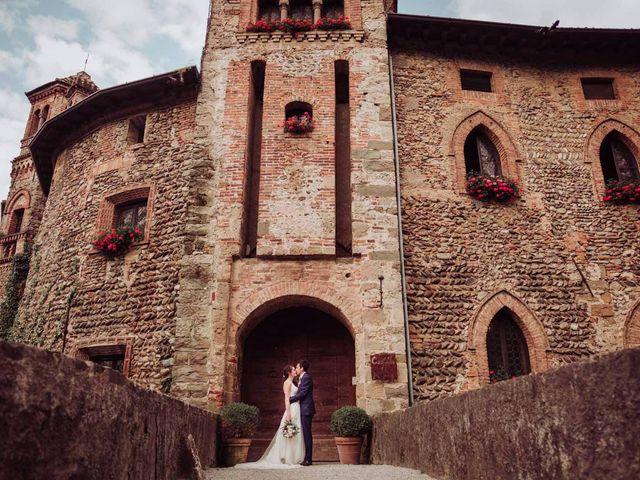 Il matrimonio di Paolo e Alice a Filago, Bergamo 63