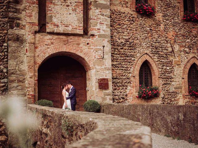 Il matrimonio di Paolo e Alice a Filago, Bergamo 64