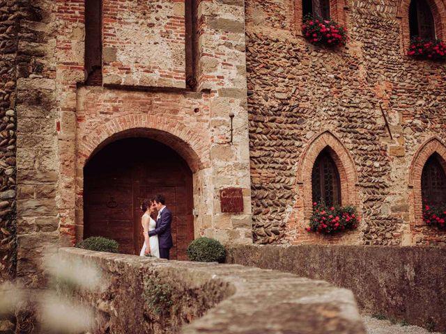 Il matrimonio di Paolo e Alice a Filago, Bergamo 66