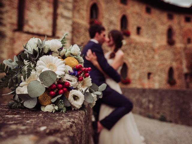 Il matrimonio di Paolo e Alice a Filago, Bergamo 67