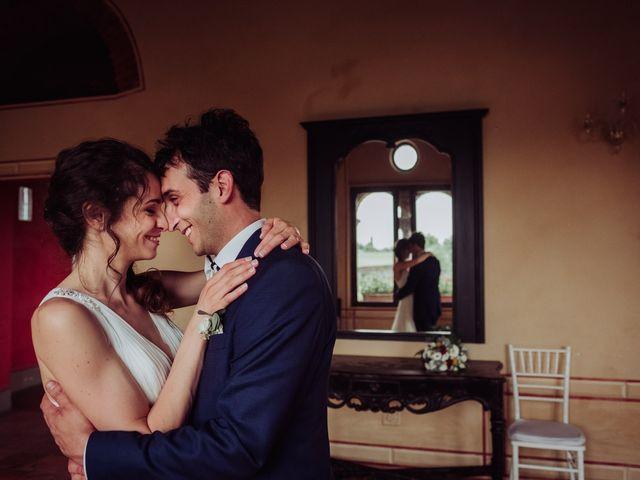 Il matrimonio di Paolo e Alice a Filago, Bergamo 79