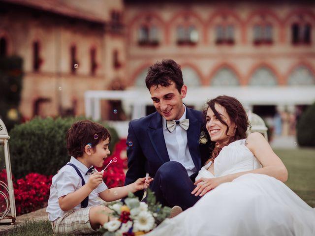 Il matrimonio di Paolo e Alice a Filago, Bergamo 84