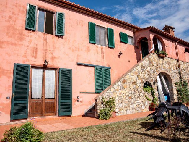 Il matrimonio di Marco e Alice a Rosignano Marittimo, Livorno 3