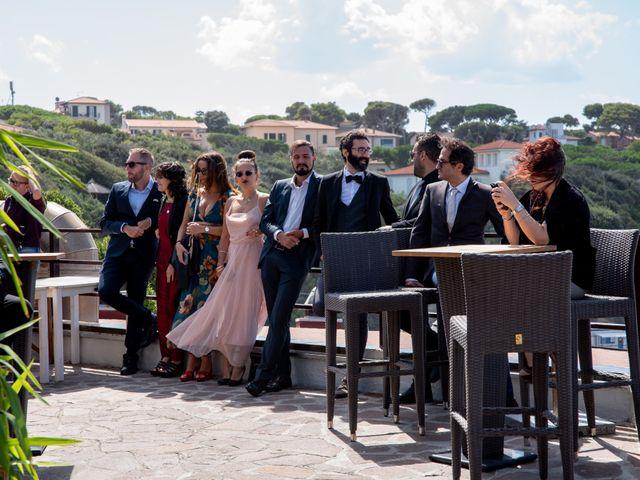 Il matrimonio di Marco e Alice a Rosignano Marittimo, Livorno 14