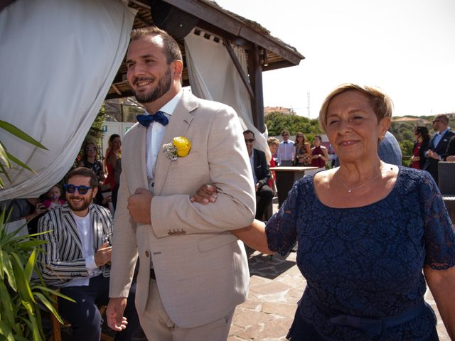 Il matrimonio di Marco e Alice a Rosignano Marittimo, Livorno 15