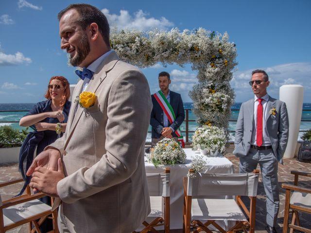 Il matrimonio di Marco e Alice a Rosignano Marittimo, Livorno 16