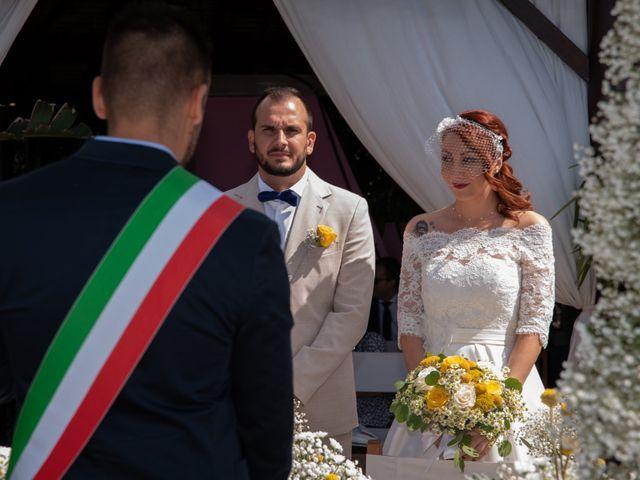 Il matrimonio di Marco e Alice a Rosignano Marittimo, Livorno 20