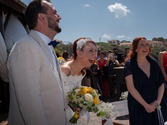 Il matrimonio di Marco e Alice a Rosignano Marittimo, Livorno 21