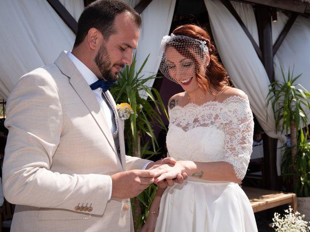 Il matrimonio di Marco e Alice a Rosignano Marittimo, Livorno 22