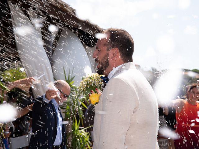 Il matrimonio di Marco e Alice a Rosignano Marittimo, Livorno 24