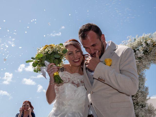 Il matrimonio di Marco e Alice a Rosignano Marittimo, Livorno 25
