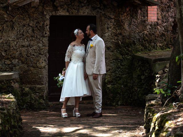 Il matrimonio di Marco e Alice a Rosignano Marittimo, Livorno 30