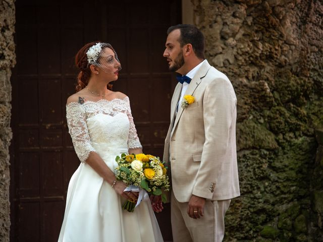 Il matrimonio di Marco e Alice a Rosignano Marittimo, Livorno 31