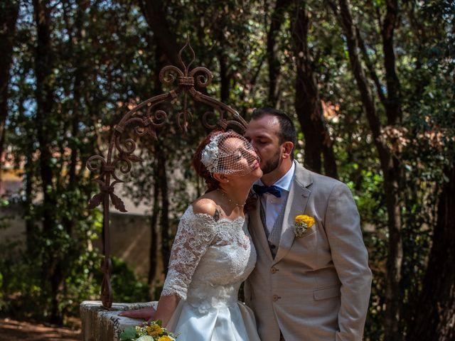 Il matrimonio di Marco e Alice a Rosignano Marittimo, Livorno 32