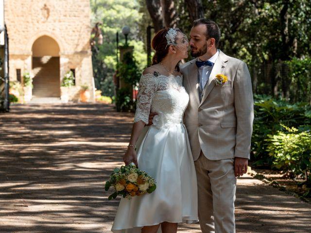 Il matrimonio di Marco e Alice a Rosignano Marittimo, Livorno 33