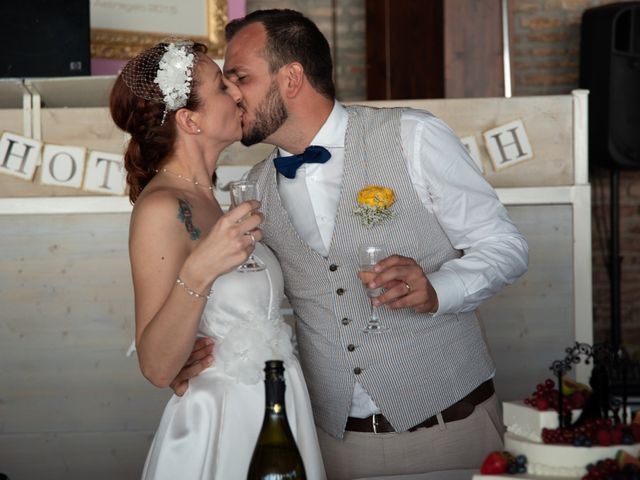 Il matrimonio di Marco e Alice a Rosignano Marittimo, Livorno 40