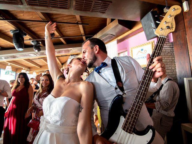 Il matrimonio di Marco e Alice a Rosignano Marittimo, Livorno 42