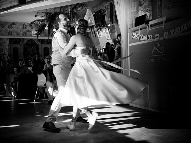 Il matrimonio di Marco e Alice a Rosignano Marittimo, Livorno 43