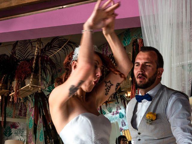 Il matrimonio di Marco e Alice a Rosignano Marittimo, Livorno 44