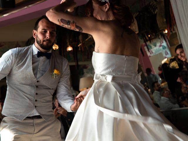 Il matrimonio di Marco e Alice a Rosignano Marittimo, Livorno 45