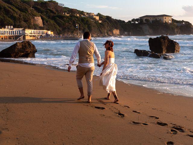 Il matrimonio di Marco e Alice a Rosignano Marittimo, Livorno 53