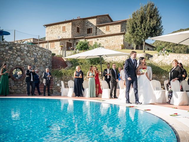 Il matrimonio di Jody e Valentina a Pisa, Pisa 12