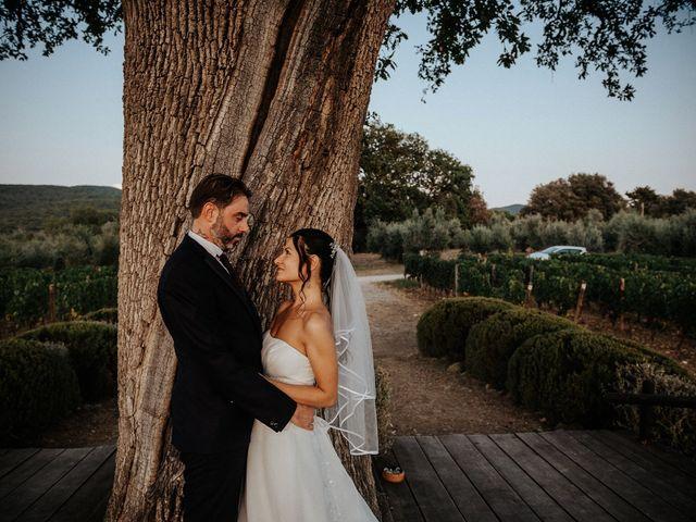 Le nozze di Valentina e Jody