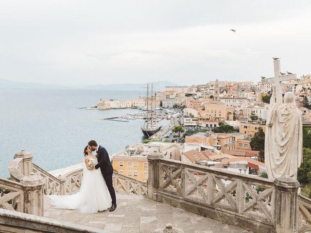 Il matrimonio di Emanuele e Fabiana a Gaeta, Latina 1