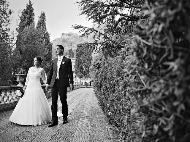 Il matrimonio di Willy e Alessandra a Messina, Messina 10