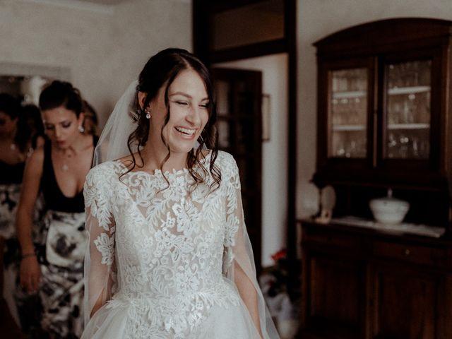 Il matrimonio di Marco e Giulia a Formigine, Modena 40