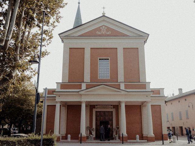 Il matrimonio di Marco e Giulia a Formigine, Modena 41