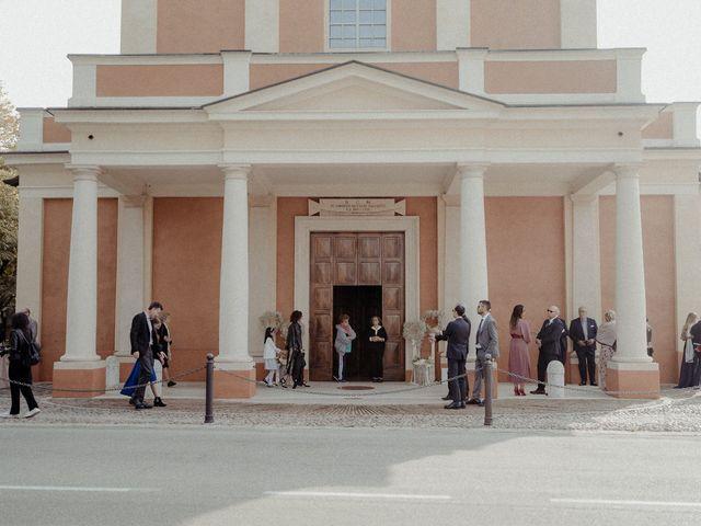Il matrimonio di Marco e Giulia a Formigine, Modena 45
