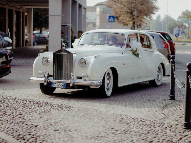 Il matrimonio di Marco e Giulia a Formigine, Modena 50