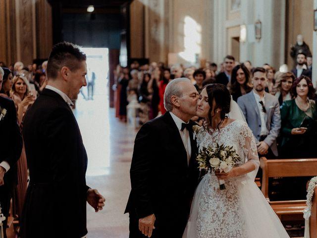 Il matrimonio di Marco e Giulia a Formigine, Modena 61