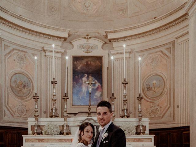 Il matrimonio di Marco e Giulia a Formigine, Modena 67