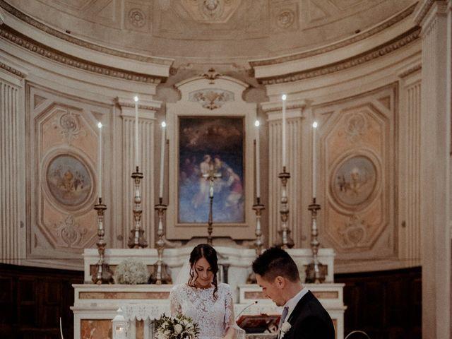 Il matrimonio di Marco e Giulia a Formigine, Modena 68