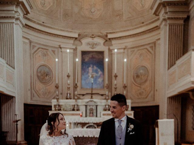 Il matrimonio di Marco e Giulia a Formigine, Modena 69