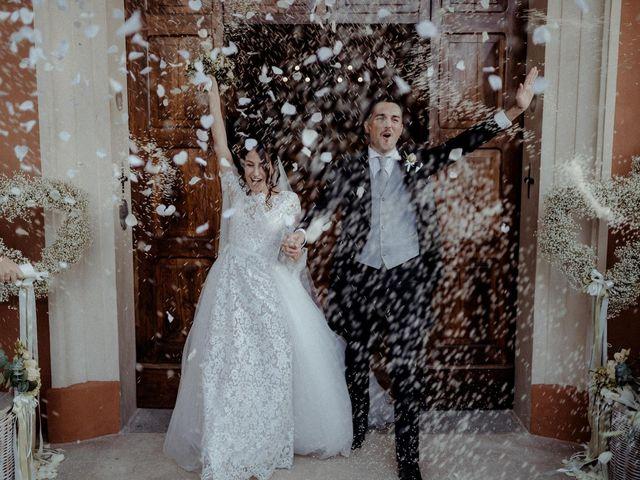 Il matrimonio di Marco e Giulia a Formigine, Modena 70