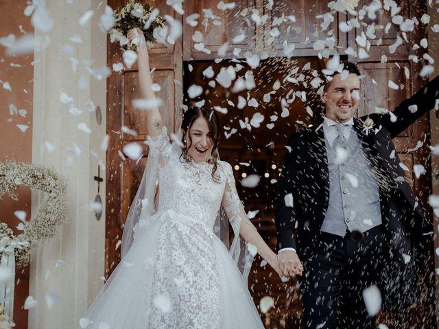 Il matrimonio di Marco e Giulia a Formigine, Modena 71