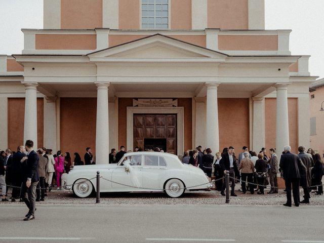Il matrimonio di Marco e Giulia a Formigine, Modena 73