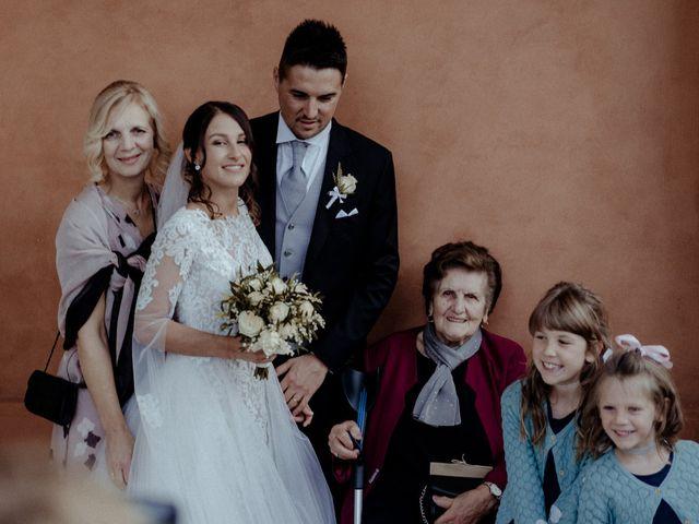 Il matrimonio di Marco e Giulia a Formigine, Modena 74