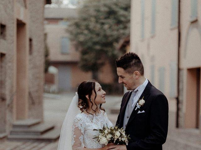 Il matrimonio di Marco e Giulia a Formigine, Modena 75