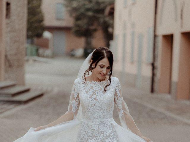 Il matrimonio di Marco e Giulia a Formigine, Modena 81