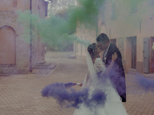 Il matrimonio di Marco e Giulia a Formigine, Modena 88