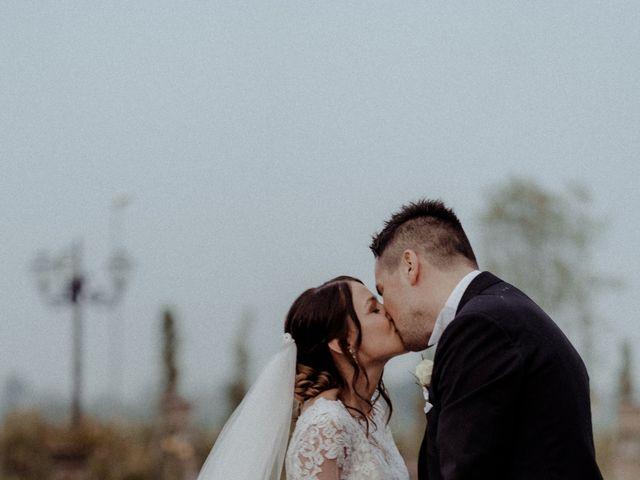 Il matrimonio di Marco e Giulia a Formigine, Modena 98