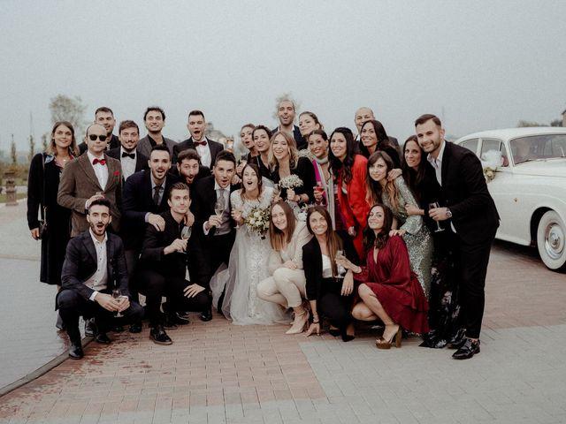 Il matrimonio di Marco e Giulia a Formigine, Modena 99