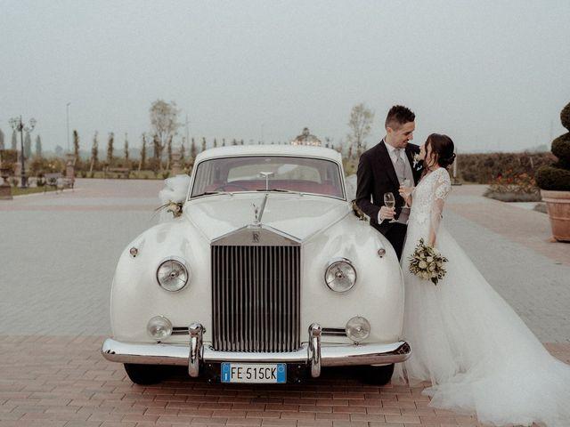 Il matrimonio di Marco e Giulia a Formigine, Modena 101