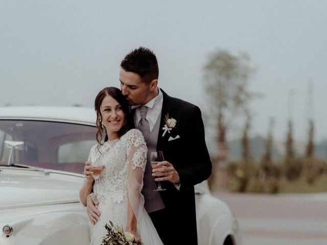 Il matrimonio di Marco e Giulia a Formigine, Modena 102