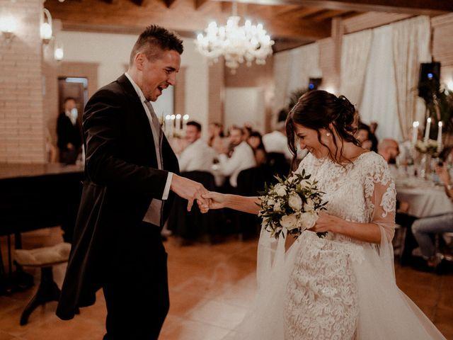 Il matrimonio di Marco e Giulia a Formigine, Modena 107