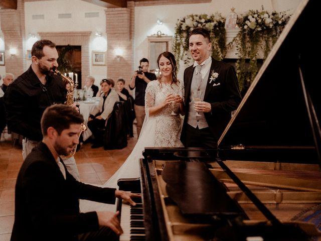 Il matrimonio di Marco e Giulia a Formigine, Modena 109